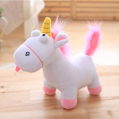 1pc 35cm Cute Unicorn Plush Toys Staffed Animal Horse Doll Christmas Present Cartoon Kids Baby Toy Birthday Gift for Children  UpCube- upcube