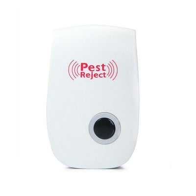 100pcs Upgraded Effective Safe Ultrasonic Electronic Pest Repeller Killer Insect Mosquitoes Rat Cockroaches Control ZA0989  UpCube- upcube