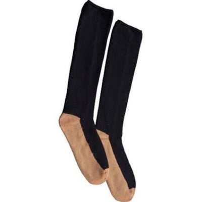1Pair Unisex Antifatigue Compression stockings Flight Travel Anti-Fatigue Knee High Stockings Anti Fatigue Magic