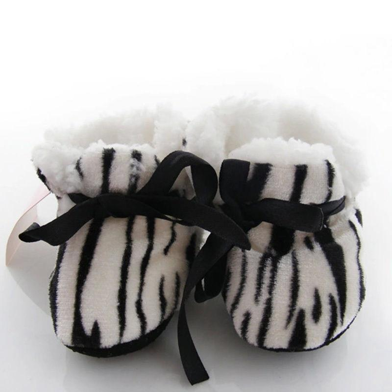 0-6 Months Newborn Baby Toddlers Girls Winter Boots Soft Shoes Winter Keep Warm 2016 New - Dailytechstudios