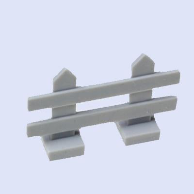 100pcs Garden City DIY Brick Parts Fence Block City Bush Trees Plants Compatible with Legoeings Block Part Children Toys Gifts  UpCube- upcube