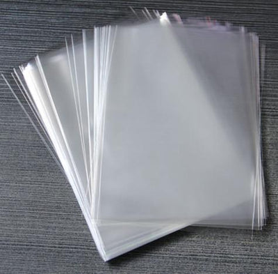 1000pcs/lot 10x15cm 10*15cm Flat Plastic Food Clear Cellophane Cake Pop Lollipop Bakery Gift Cookie Packaging Packing Bag  UpCube- upcube