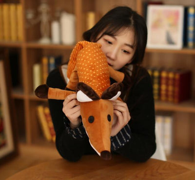 1pcs Movie Le Petit Prince Little The Prince And The Fox Stuffed Animals Plush Toys Doll Stuffed Education Toys Kids Gift  UpCube- upcube