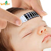 1 Pcs Forehead Head Strip Thermometer Fever Body Baby Child Kid Care Check Test Temperature Monitoring Safe Non-Toxic new - Dailytechstudios