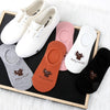 1 Pair of Fashion Women Ladies Cotton Cute Cartoon Cat Casual Socks Low Cut Ankle Socks New - Dailytechstudios