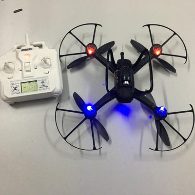 1PCS LEO RC Conqueror DM009 2.4Ghz 4ch 7.4V rc quadcopter rc drone with wifi HD camera&Auto hover  UpCube- upcube