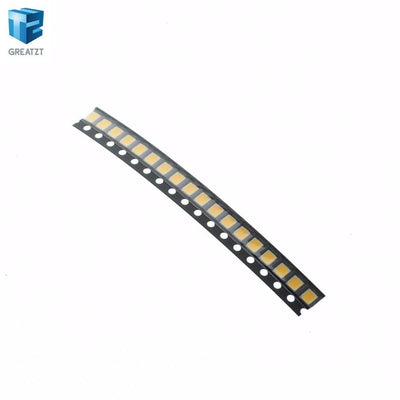 100PCS 21-25 LM warm white 2835 SMD LED 0.2W high bright chip leds NEW Free shipping Hot  upcubeshop- upcube