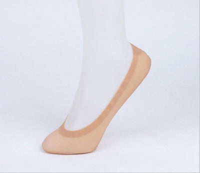1 Pair Fashion Female Women Lace Antiskid Invisible Short Ankle Boat Low Cut Ice Summer Socks For Girl - Dailytechstudios