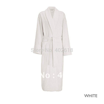 (1PCS/Lot) Bathrobe Men robes, Dressing Gown,100%Bamboo fiber, Bath gown, White/Blue/Pink, Unisex, Natural & Eco-friendly - Dailytechstudios