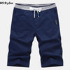 2017 New Casual Cotton Elastic Korte Broek Mannen High Quality Comfortable Shortes Masculinos