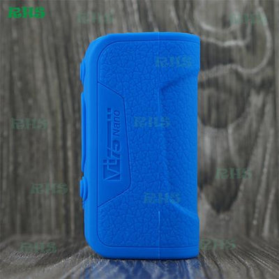 Best selling high flexibility Silicone decorative case/cover for innovative Hcigar VT75 nano box mod 13 colors free shipping