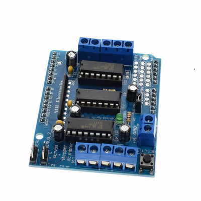 1pcs Motor-driven expansion board L293D motor control shield  upcubeshop- upcube