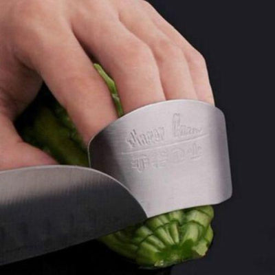 1 PCS Essential Stainless Steel Protector Finger Slice Knife Hand Kitchen Tool Hot - Dailytechstudios