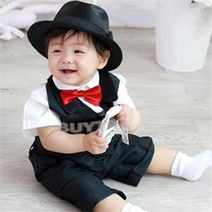 1Pcs Lovely Kids Boys Adjustable Bow Tie for Wedding Party Children Ties Butterfly Type Necktie 4 Colors  UpCube- upcube