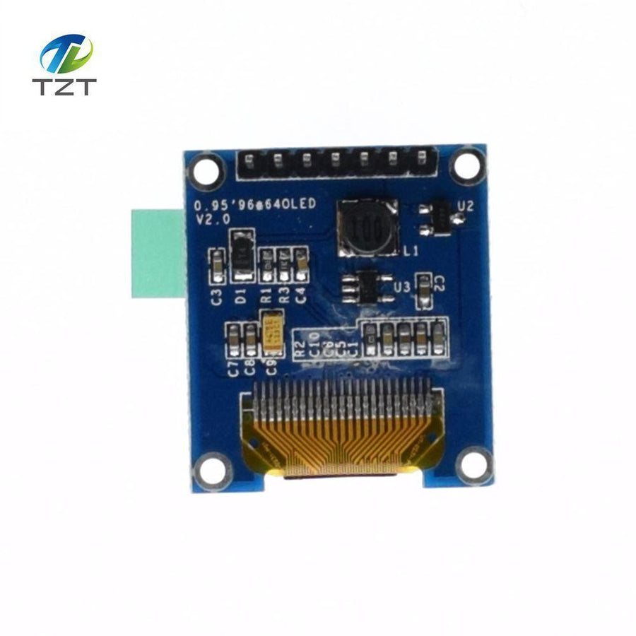 0.95 inch full color OLED Display module with 96x64 Resolution,SPI,Parallel Interface,SSD1331 Controller 7PIN new - Dailytechstudios