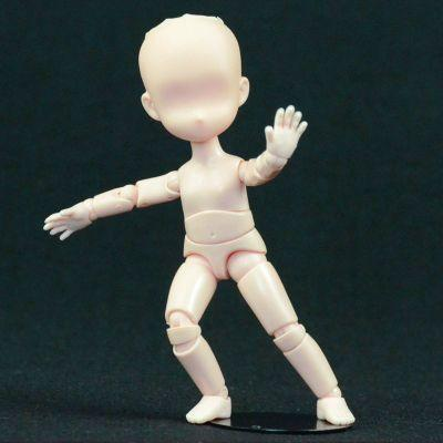 BODY KUN Child pale orange Color Ver. PVC Action Figure Collectible Model Toy 13cm KT3171  UpCube- upcube