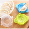 1 PCS Home Kitchen Cooking Tools Creative Handmade Dumpling Plastic Mold Kitchen Good Help 11 x 7.5 cm - Dailytechstudios