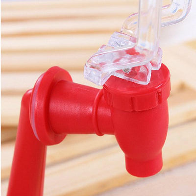 1Pcs Kitchen and Dining Bar Tools Switch Plastic Drinking Beverage Dispenser Mini Soda Upside Down Drinking Fountains Cola  dailytechstudios- upcube