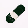 1 Pairs Soft Women Lady Girl's Cotton Cartoon Cat Low Cut No Show Invisible Socks - Dailytechstudios