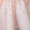 100% Real Images Elegant Pink Cocktail Dresses Asymmetrical Side Long Short Party Lace Sequin Tulle Dresses Party Formal Gowns