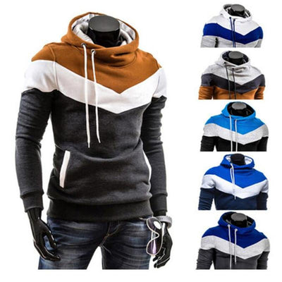 1Pcs Leisure Cotton Coat Jacket Tops Fashion New Mens Pop Warm Hooded Outwear Sweatshirt 2017  dailytechstudios- upcube