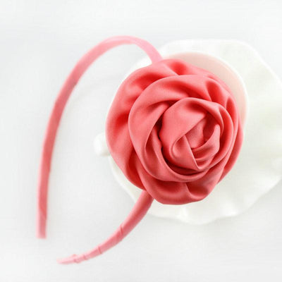 1 piece new fashion girl hair flower band girl head band accessories girls head wear children/kids hair accessories - Dailytechstudios