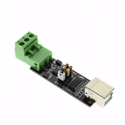 10PCS USB 2.0 to TTL RS485 Serial Converter Adapter FTDI Module FT232RL SN75176 double function double for protection Top Sale  upcubeshop- upcube