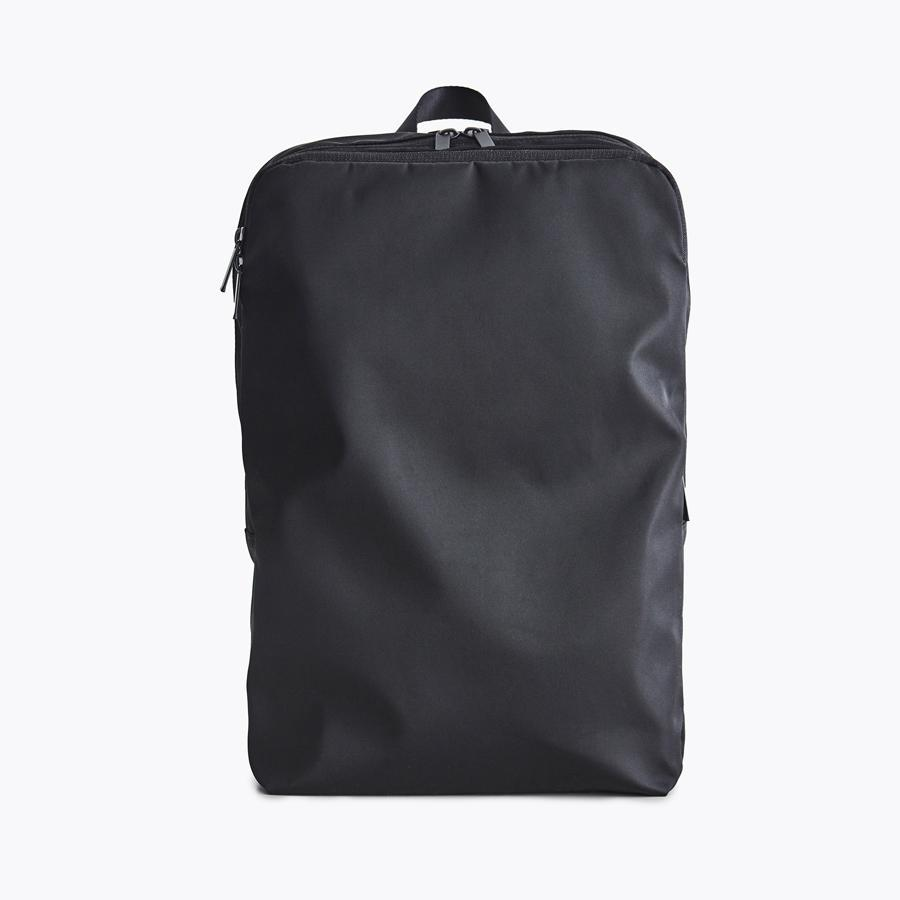 #11143 Simple Backpack in Black - Dailytechstudios