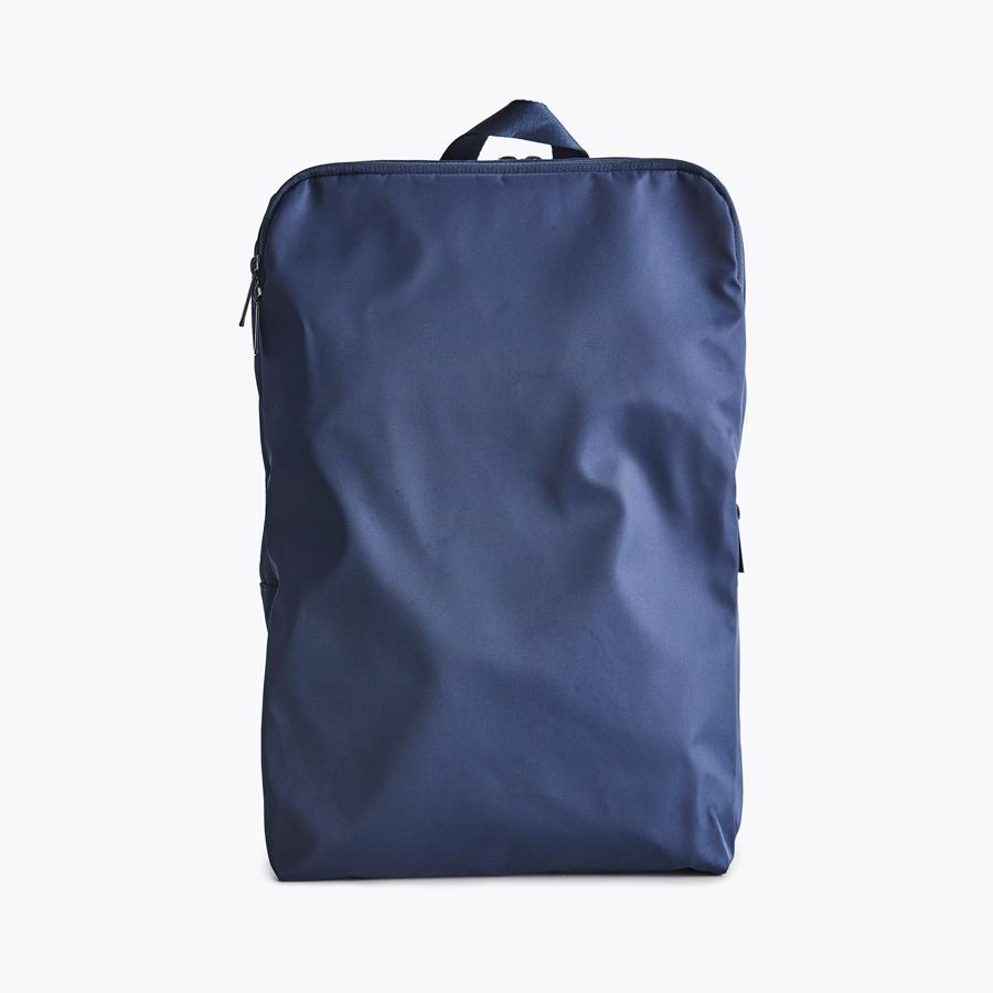 #11144 Simple Backpack in Blue