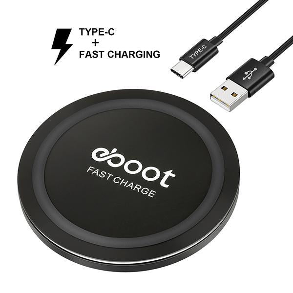 10 W Fast Wireless Charger Pad for iPhone X  iPhone 8 for Galaxy Note 8/ S8/ S8 Plus