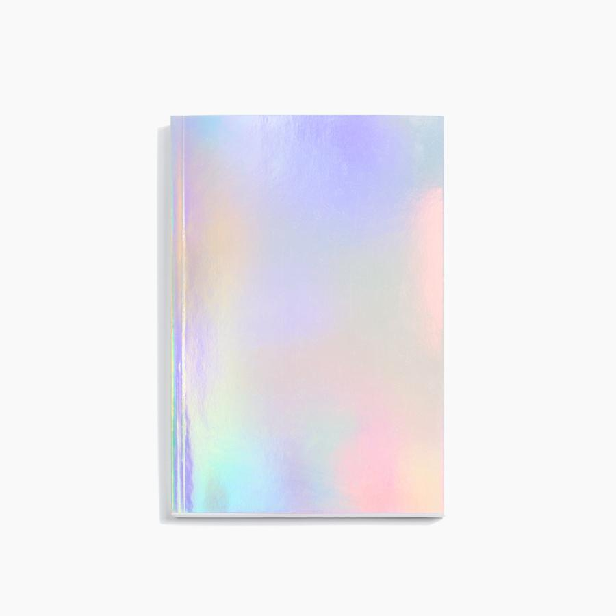 #10037 Holographic Notebook - Dailytechstudios