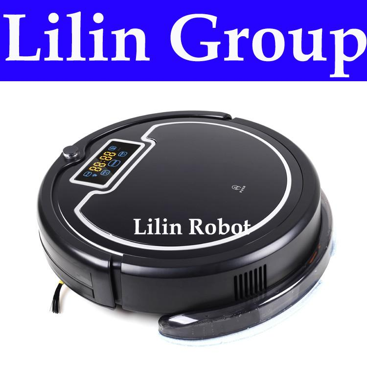 (Russia Warehouse)LIECTROUX B2005PLUS Robot Vacuum Cleaner,with Water Tank,Wet&Dry,TouchScreen,withTone,Schedule,Virtual Blocker - Dailytechstudios
