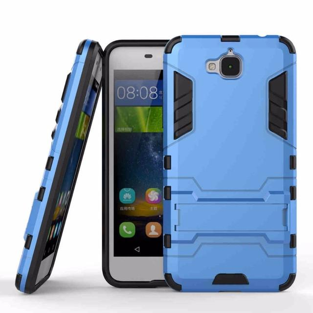 2016 New For Huawei Honor 4C Pro hybrid armor case   Hybrid Silicone+TPU Back Covers Cases for Huawei Honor 4C Pro