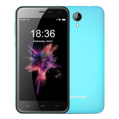"2016 New Arrival HOMTOM HT3 3G MTK6580A Quad Core Smartphone 5.0"" 2.5D HD1280 * 720 Android 5.1 8G 5MP 8MP Dual SIM Cellphone"