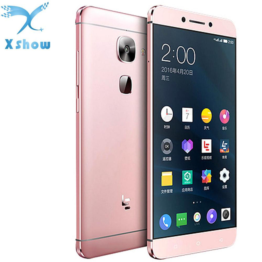 "100%Original Letv LeEco Le 2 X620 MTK6797 Deca Core FDD LTE Cell Phone Android M 5.5"" 3GB 16/32GB  1920X1080 16.0MP Fingerprint"
