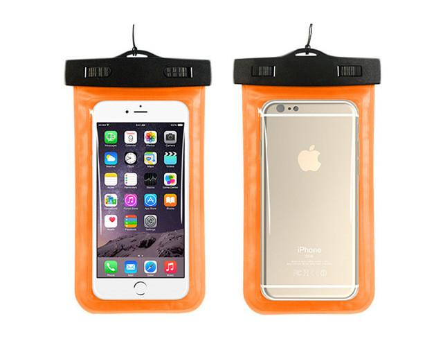 100% Sealed Waterproof Bag Case Pouch Phone Cases for iPhone 6/6s 7 Plus/5 5S Samsung Galaxy A3 A5 J3 J5 2016 2017 S8 Plus