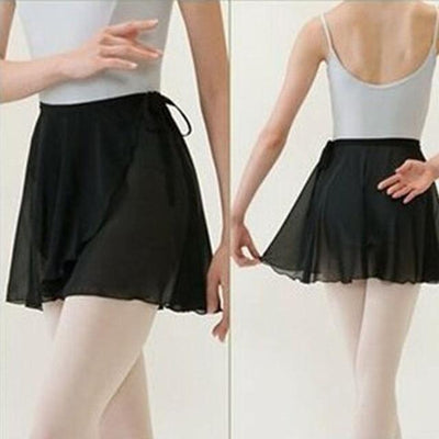 1 pcs Fashion Flower Girls Baby Child Chiffon Ballet Tutu Dance Mini Skirt Skate Dance Wear - Dailytechstudios