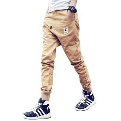#3901 2017 Spring Autumn Mens joggers  Trousers men Baggy cargo pants men Hip hop pants Harem pants men Casual Fashion Harajuku - Dailytechstudios