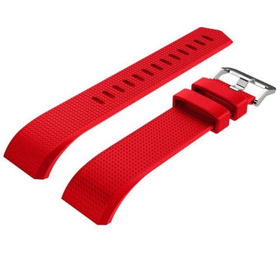 #20 1PC New Fashion Sports Silicone Bracelet Strap Band For Fitbit Charge 2  cinghia del polso del cinturino sangle Correa - Dailytechstudios