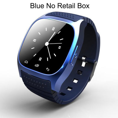 Bluetooth Wrist Smart Watch M26 Waterproof Smartwatch Answer Call Music Player Pedometer For Android Smart Phone Fitness Tracker Smart Wristbands TinymonsOfficial Store- upcube