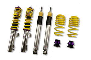 KW Coilover Kit V3 Audi New Beetle (PC/VT; 9C); all excl. Convertible