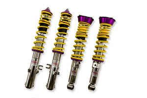 KW Coilover Kit V3 Porsche 911 (993) Carrera 4 4S Turbo; incl. Convertible