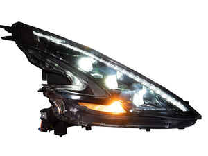 NISSAN 370Z: XB LED HEADLIGHTS
