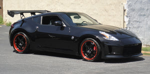 "APR Performance Carbon Fiber 67"" GTC-300 370Z Spec Adjustable Wing Nissan 370Z 2009+ - FREE SHIPPING"