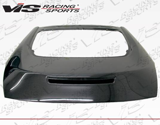 Carbon Fiber Hatch OEM Style for Nissan 370Z Hatchback 09-16