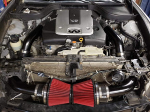 UPton V3 Intake Kit 370Z, G37 (Coupe or Sedan), 07-08 G35 HR