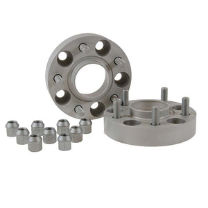 H&R DRM Series TRAK+ Bolt-on Wheel Spacers (15mm, 20mm, 25mm, & 30mm) - Nissan/Infiniti 66.1 center bore