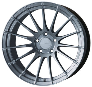 Enkei RS05-RR 18x10.5 25mm ET 5x114.3 75.0 Bore Sparkle Silver Wheel Evo X 350z Spcl Order/No Cancel