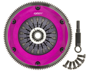 Exedy 1993-1994 Nissan Skyline GTR L6 Hyper Twin Cerametallic Clutch Sprung Center Disc Pull Type