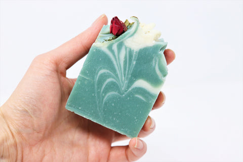 Pine, Cedar & Rose Handmade Soap in Canada Online | Rose of the Forest| Special Soap | Natural Wonders
